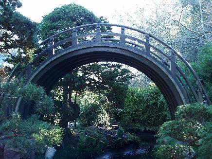 San Fran Tea Garden Bridge