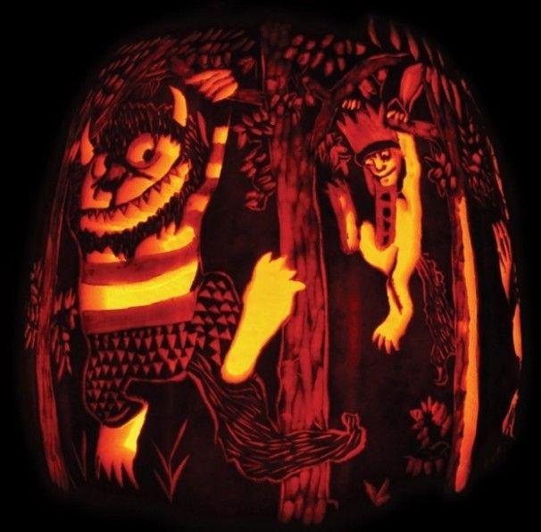 Closer Inspection: Va. pumpkin carver finds his groove - The Washington Post