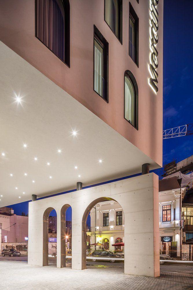 Gallery of Hotel Mercure in Bucharest / Arhi Group - 35