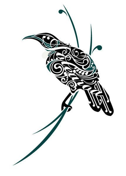 Artfind.co.nz - Artwork - Tui Aotearoa by Shane Hansen ...