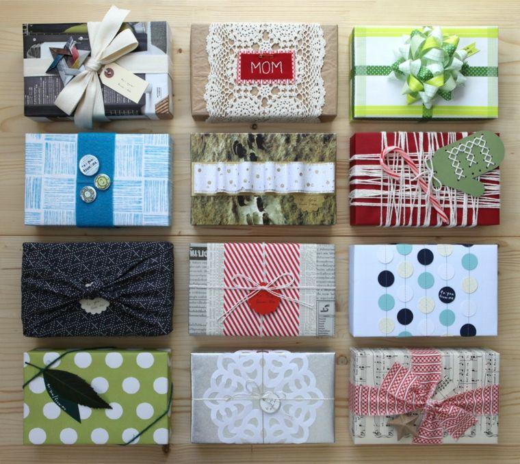 Envolver regalos de forma original - ideas y consejos - Envolver