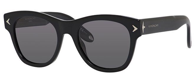 e5d1c4e18f Givenchy 7010 Polarized Oversized Wayfarer Sunglasses