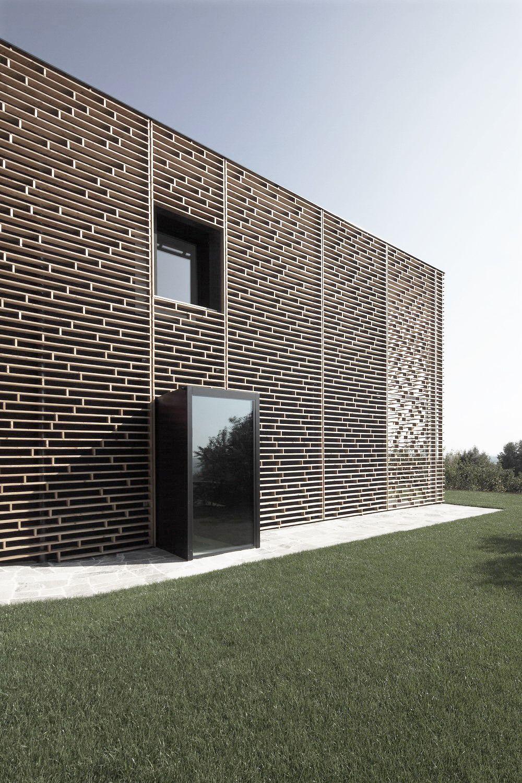 Casa morchiuso marco castelletti houses architettura for Architettura casa moderna