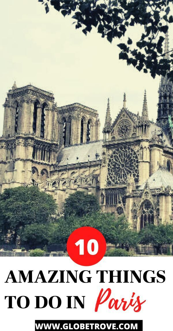 Have just a short while in Paris and aren't sure what to do? Take a look at our top 10 suggestions that you should not miss in the city! Top 10 Things To Do In Paris | Top 10 Paris Attractions | Paris Attractions | Things to see in Paris | Where to go in Paris | What to do in Paris | Paris Travel | France Travel | Visiting Paris | Europe Travel | Top 10 places in Paris | Paris must see and do | 10 must see in Paris | | europe travel destinations top 10 cities #EuropeTravel #Paris #FranceTravel