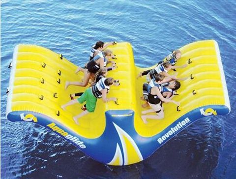 Water Teeter Totter Awesome Pool Toys