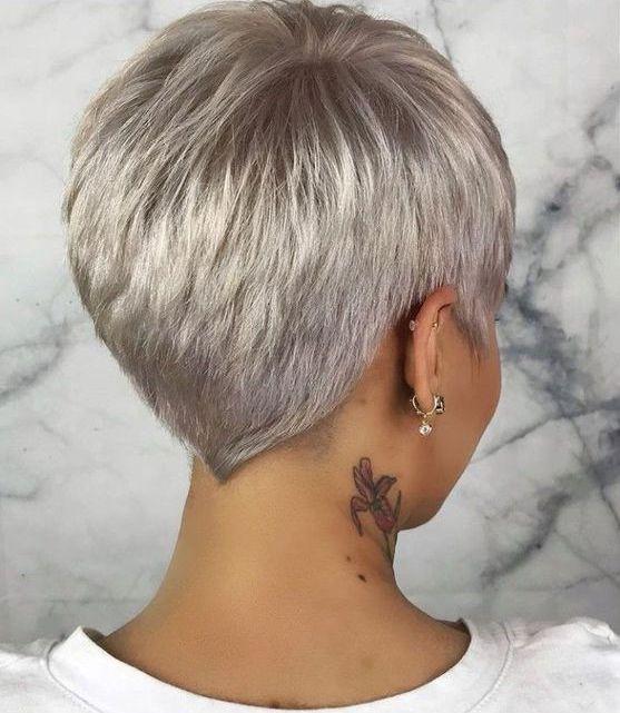 Frauen bevorzugen kurze Haare Modelle - Kurze Haare 2020