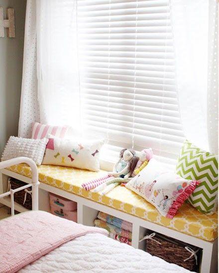 Une chambre douce pour deux petites filles Chambres, Chambre - Quelle Couleur Mettre Dans Une Chambre