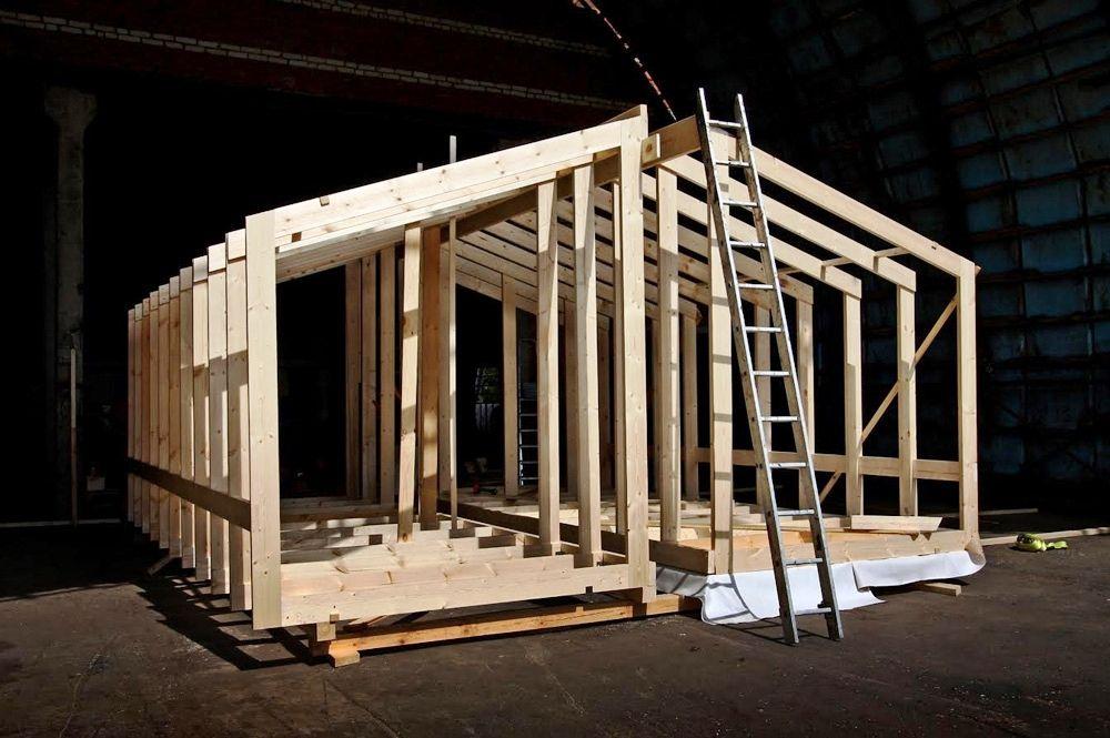 деревянный каркас модульного дома Chata в 2019 г дизайн