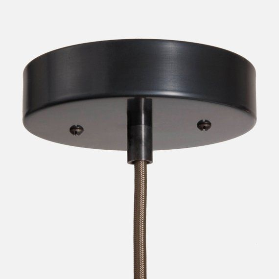Matte Black Pendant Canopy Ceiling Light Plate Light Mounting Plate Hanging Light Ceiling Cover Chandelier Ceiling Canopy Kit With Hook Ceiling Canopy Hanging Lights Custom Canopy