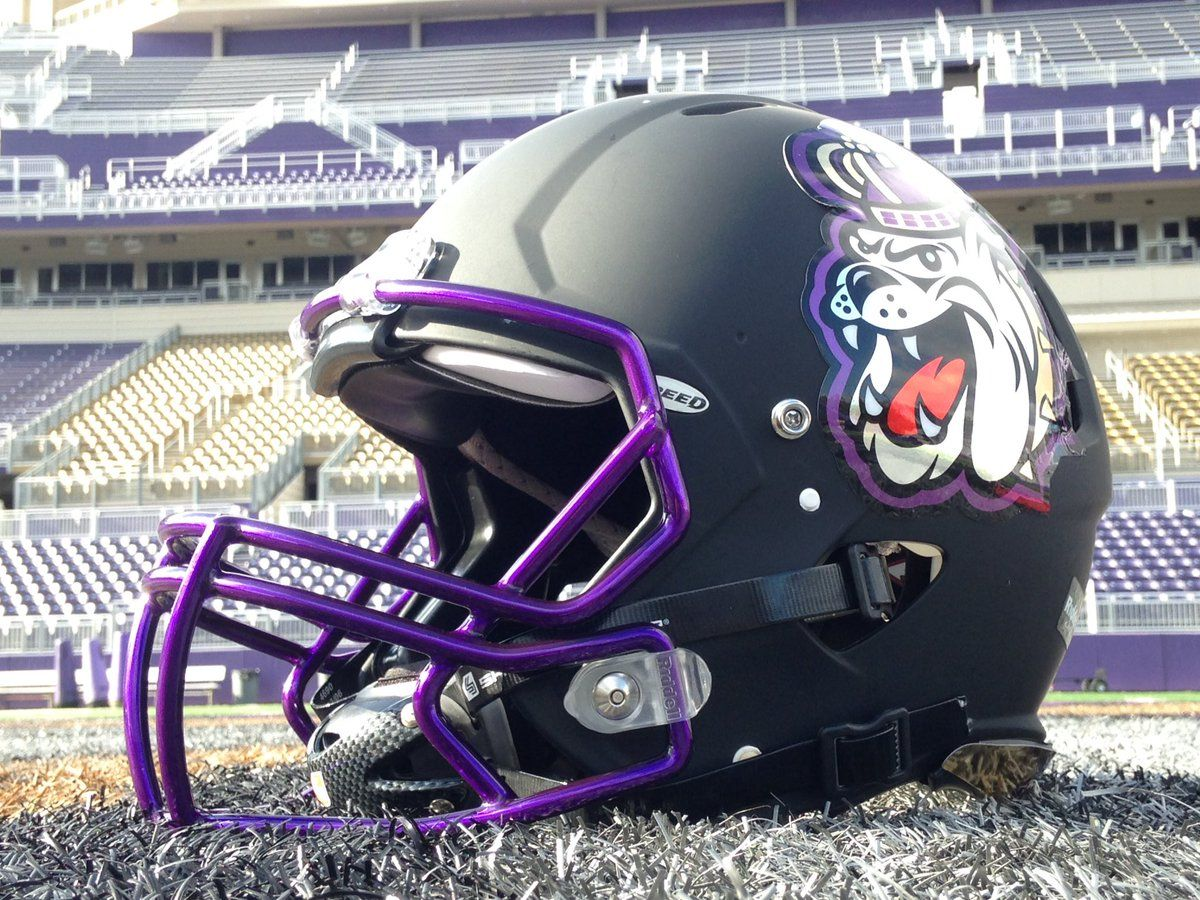 FCS Teams got game! James Madison with the matte black shell 65f20ae14