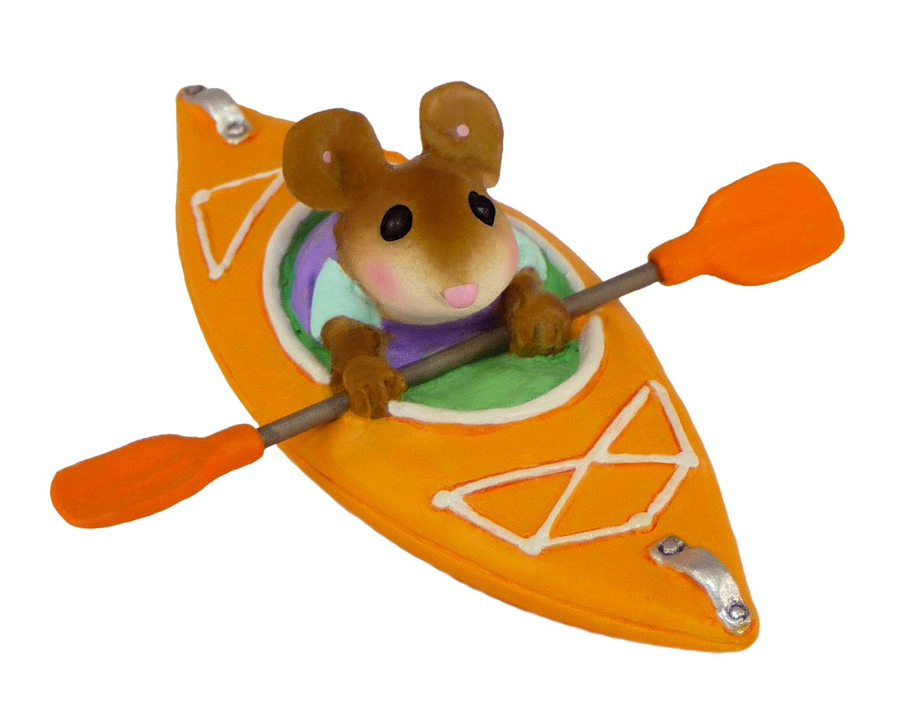 Wee Forest Folk Mouse Sports