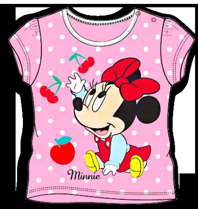 Dievčenské tričko pre bábätká - MINNIE MOUSE http://www.milinko-oblecenie.sk/kojenecky-vrchny-diel-4/ #detskeoblecenie #kojeneckeoblecenie