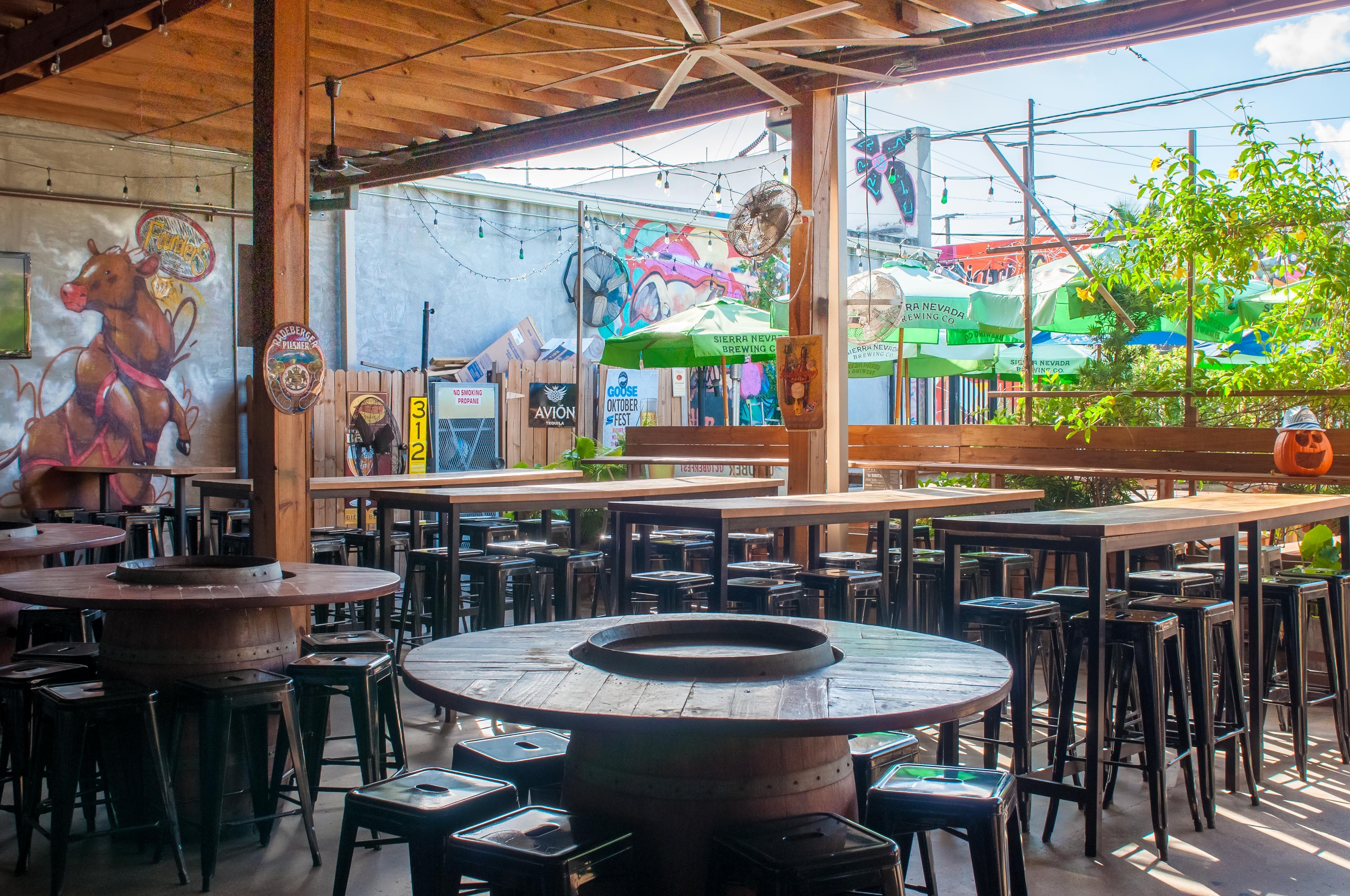 The Butcher Shop Restaurant & Beer Garden Wynwood
