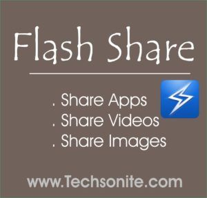 Flash Share Download - Download Flash share on Android