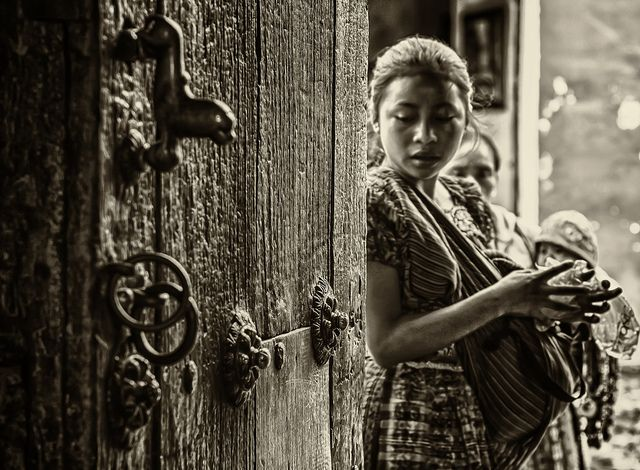 Guatemala - Puerta de Criollos - Flickr photos