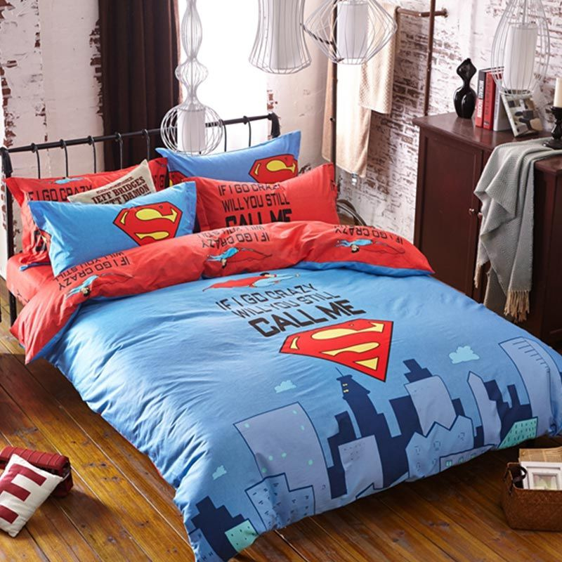 Superman Bedding Set Queen Size Queen Size Bed Sets Queen