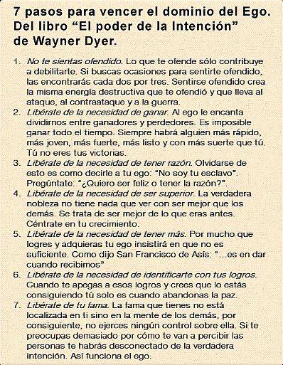 Poema Defensa De La Alegria Mario Benedetti Siete Pasos Para Vencer El Dominio Del Ego Afirmaciones Ego