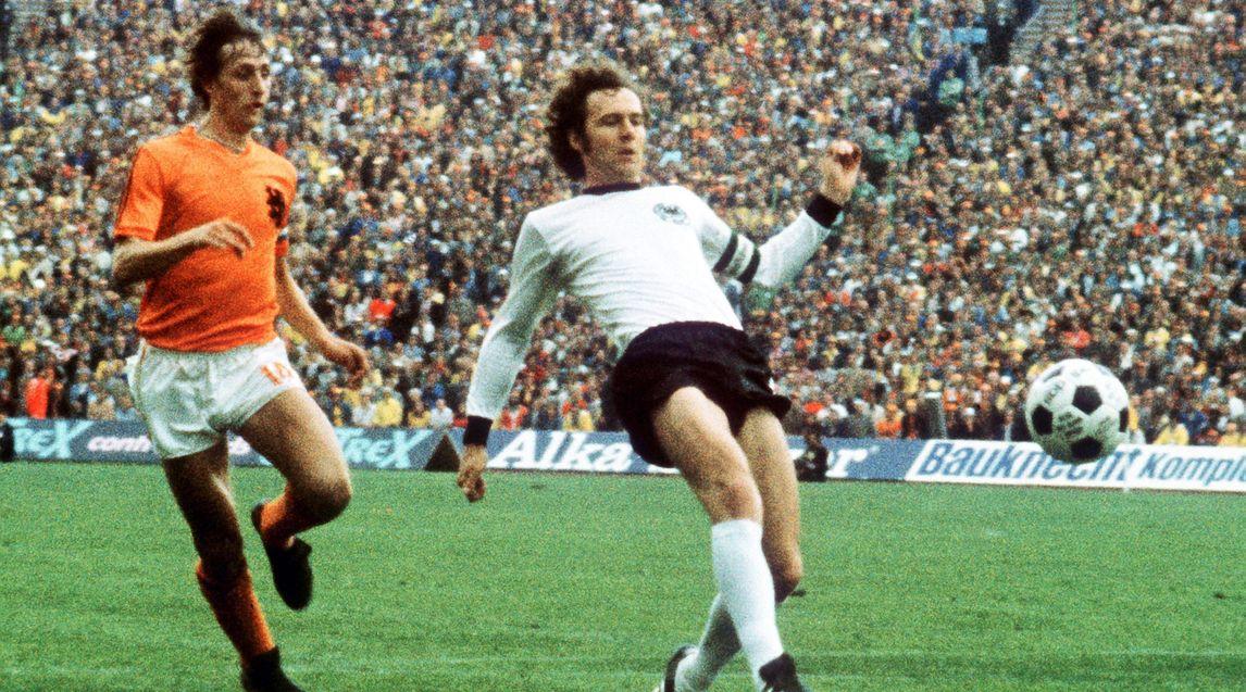 L'11 migliore di tutti i tempi per Cruyff Corriere dello