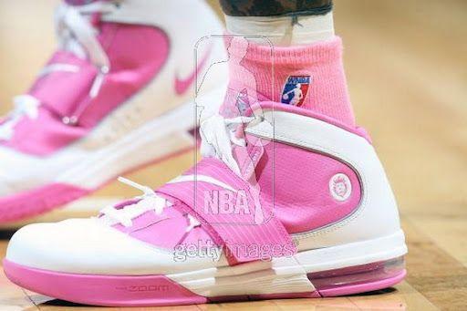 Breastcancer Basketball Shoes I Want Girls Basketball Shoes Pink Basketball Shoes Pink Basketball