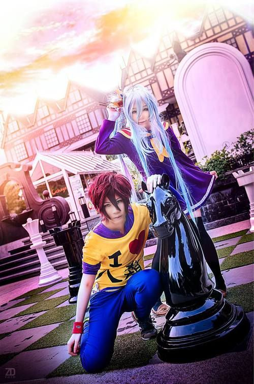 no game no life cosplay