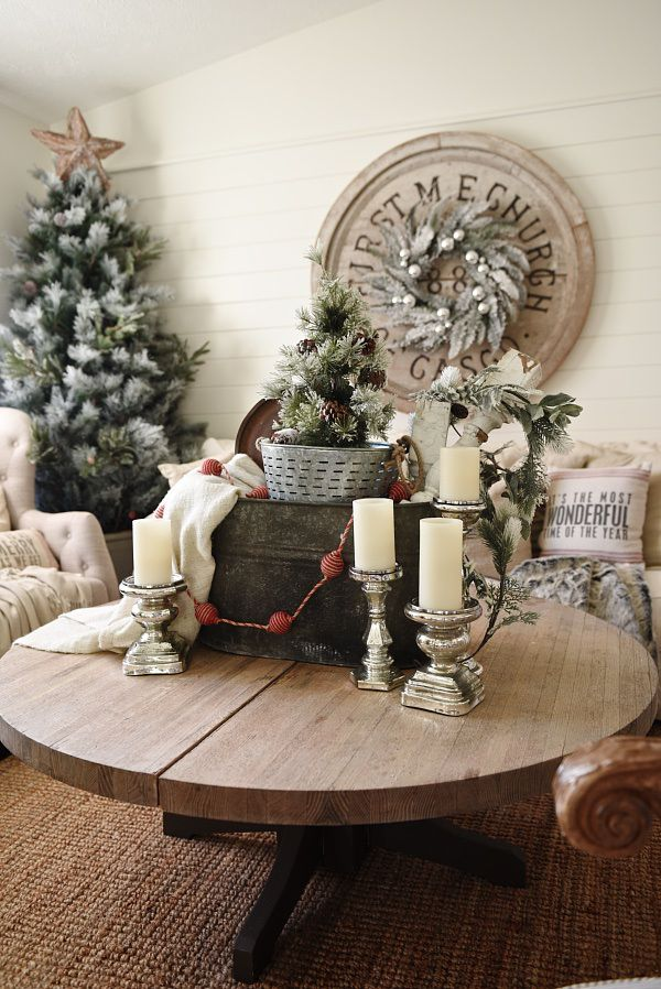hanging vintage sled farmhouse christmas decor christmas centrepieces and rustic christmas