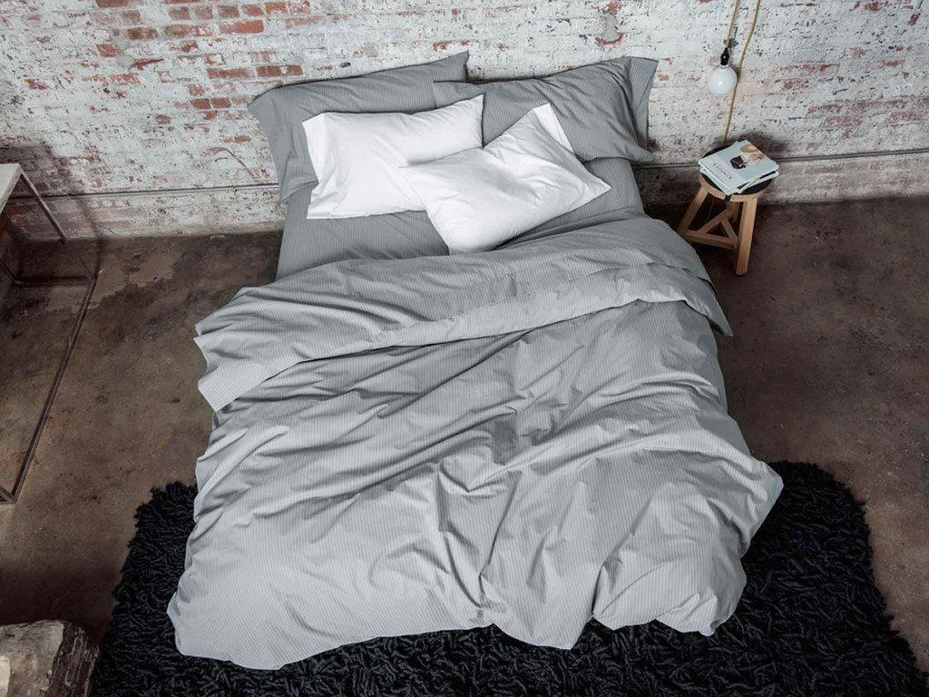 A Duvet Cover In Our Perfect Cotton Percale Pair With Brooklinen Down Comforter To