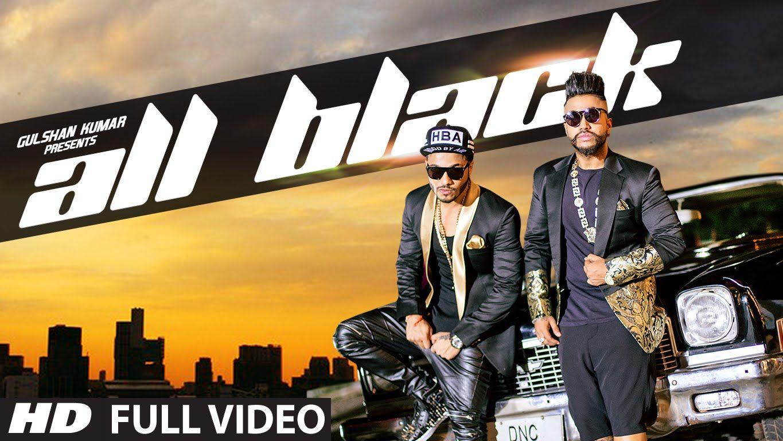 All Black Full Song | Sukhe | Raftaar | New Video 2015 | T-Series
