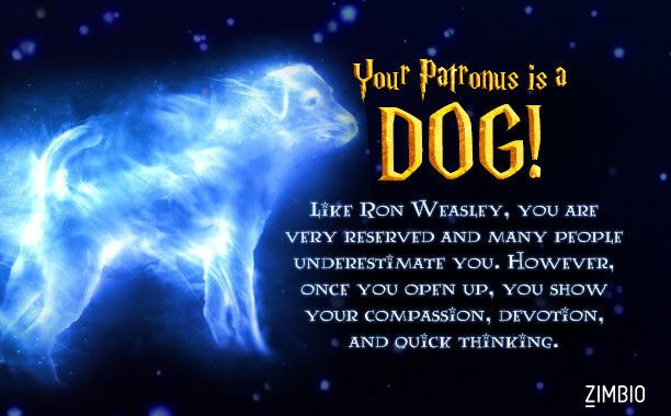 what is my patronus test
