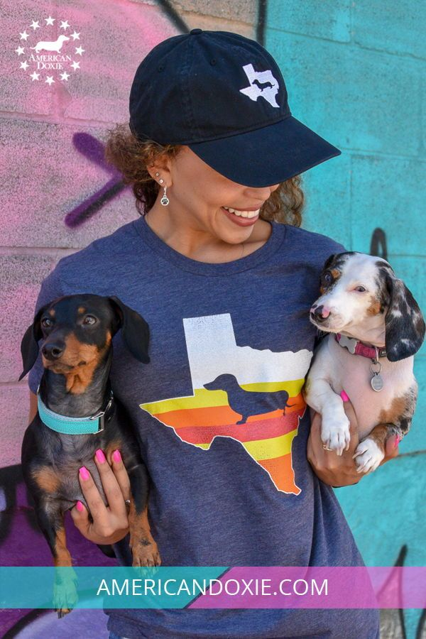 There's nothing better than Texas & Dachshunds! doglover