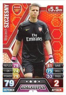 Match Attax 2013//14 Premier League #270 Peter Crouch Stoke City
