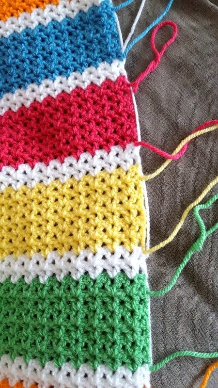 A UK craft blog about crochet, sewing, colour and creativity ...