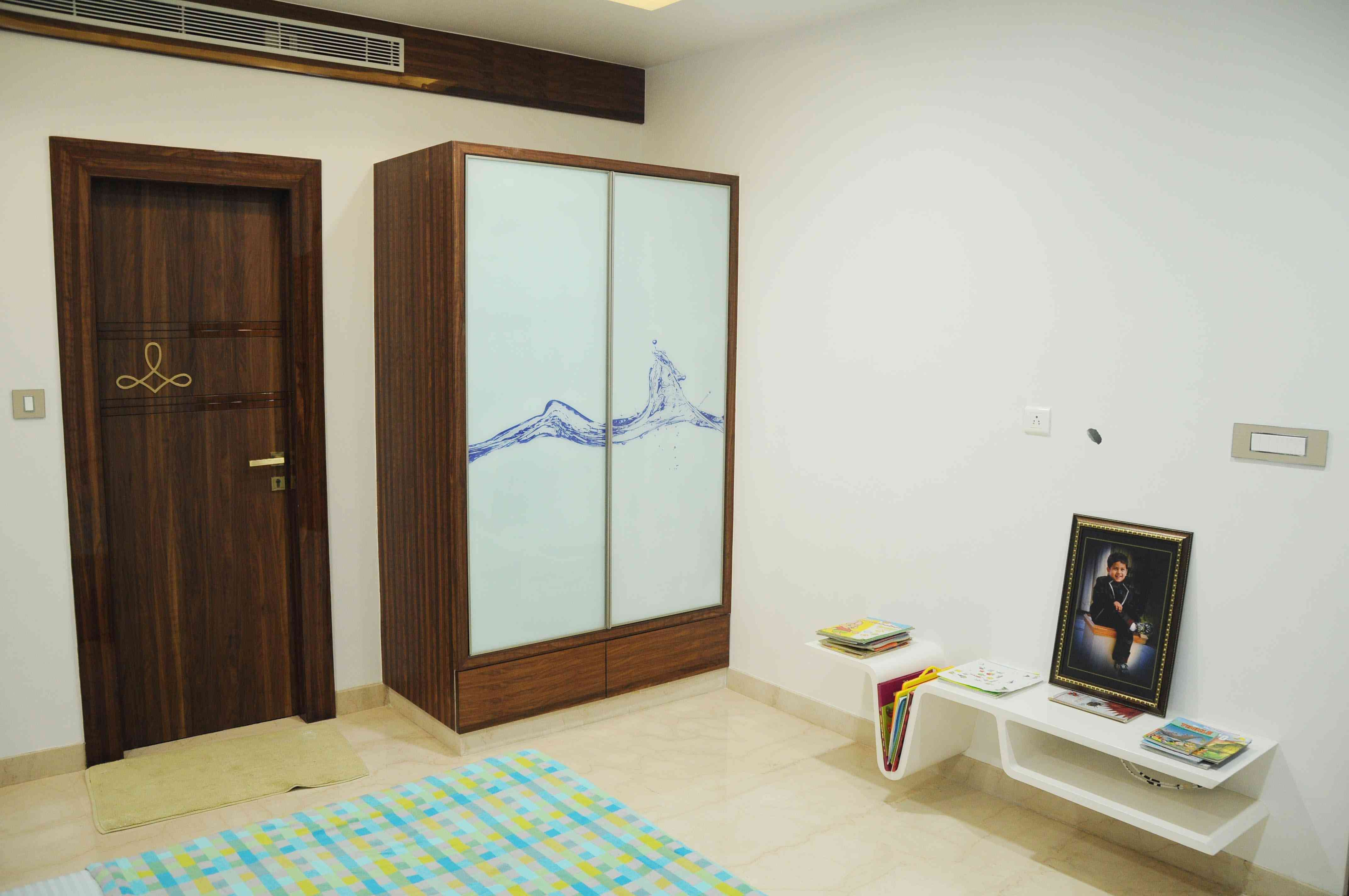 Kids Bedroom Design By Samanth Gowda Architect In Hyderabad Andhra Pradesh India