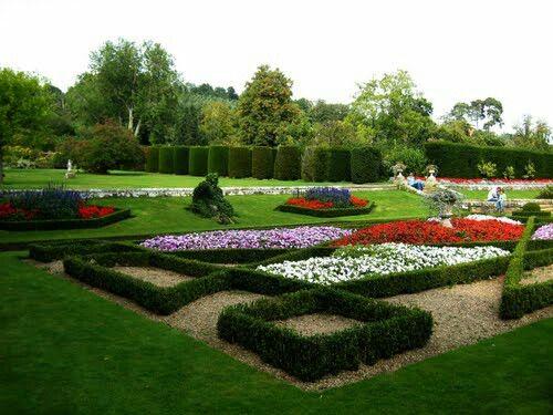 Pemberley garden... | Number 16, Happy new year everyone ...