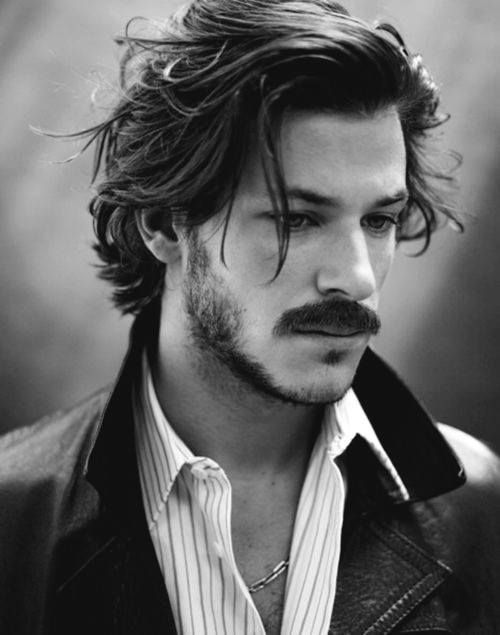 Messy Hairstyles For Long Hair For Men