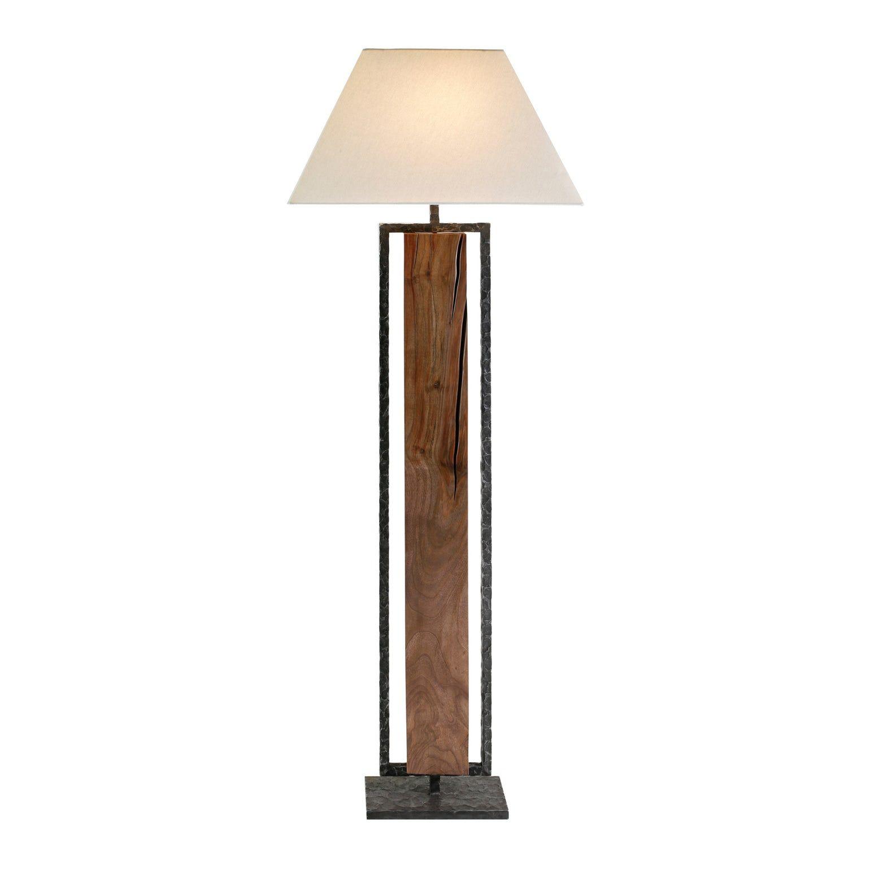 Walnut Ventana Floor Lamp Contemporary Midcentury Modern Traditional Organic Metal Woo Modern Floor Lamps Mid Century Modern Floor Lamps Wood Floor Lamp