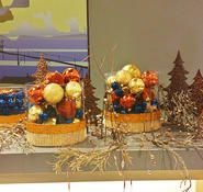 Christmas decorations for hire Our Christmas decorations can be