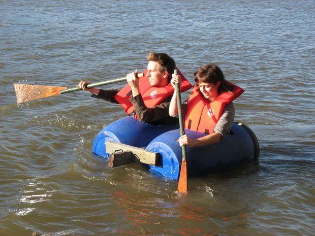 Easiest Raft Ever It Seems