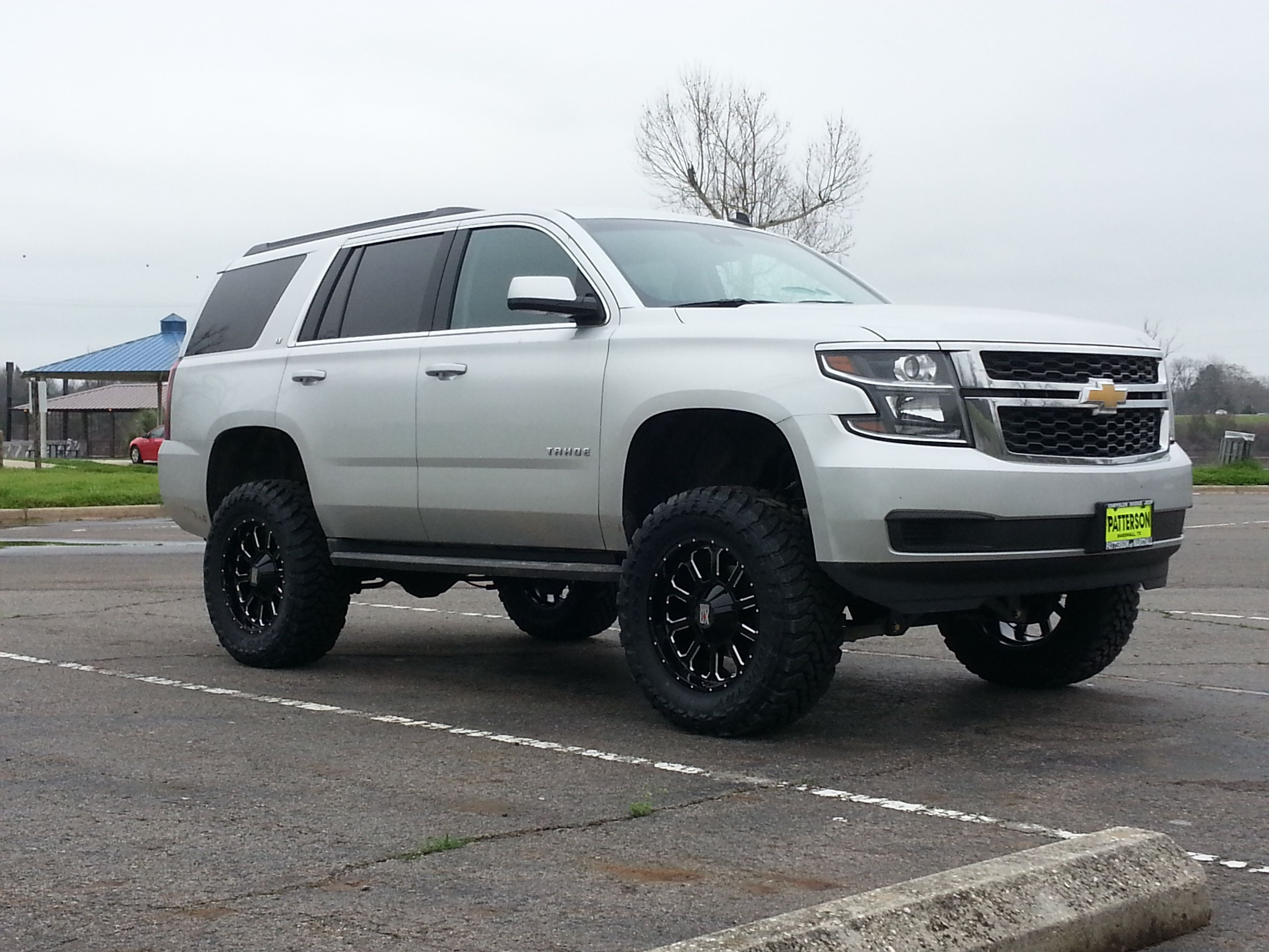 small resolution of  6 inch fabtech suspension lift 35 inch toyo mt tires 20 inch xd bomb wheels
