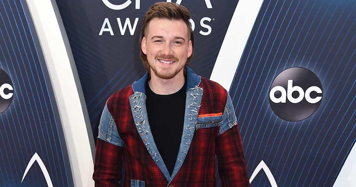 Morgan Wallen Welcomes Son Indigo Indie Wilder In 2020 Indie Celebrities Male New Clip