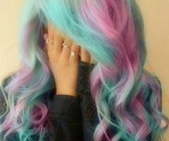 Cotton Candy Hair ;D