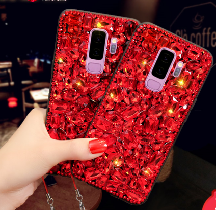 buy online 54926 211d3 Check out this Bling Bling Rhinestone Case for Samsung Galaxy S9 ...
