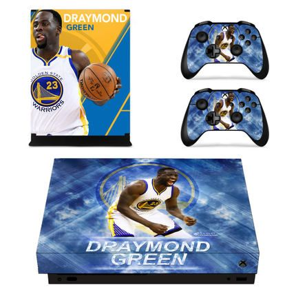 skins for xbox one X controller custom xbox onex skins NBA