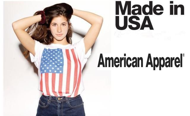 American Apparel from NYFifth