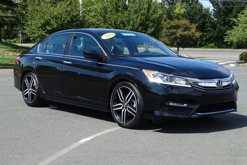 2016 Honda Accord Sport Review and Price Accord sport