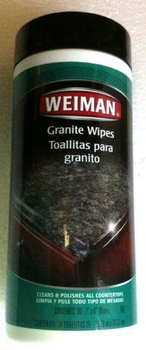 Weiman Polish Cleaner Granite Marble Corian Quartz