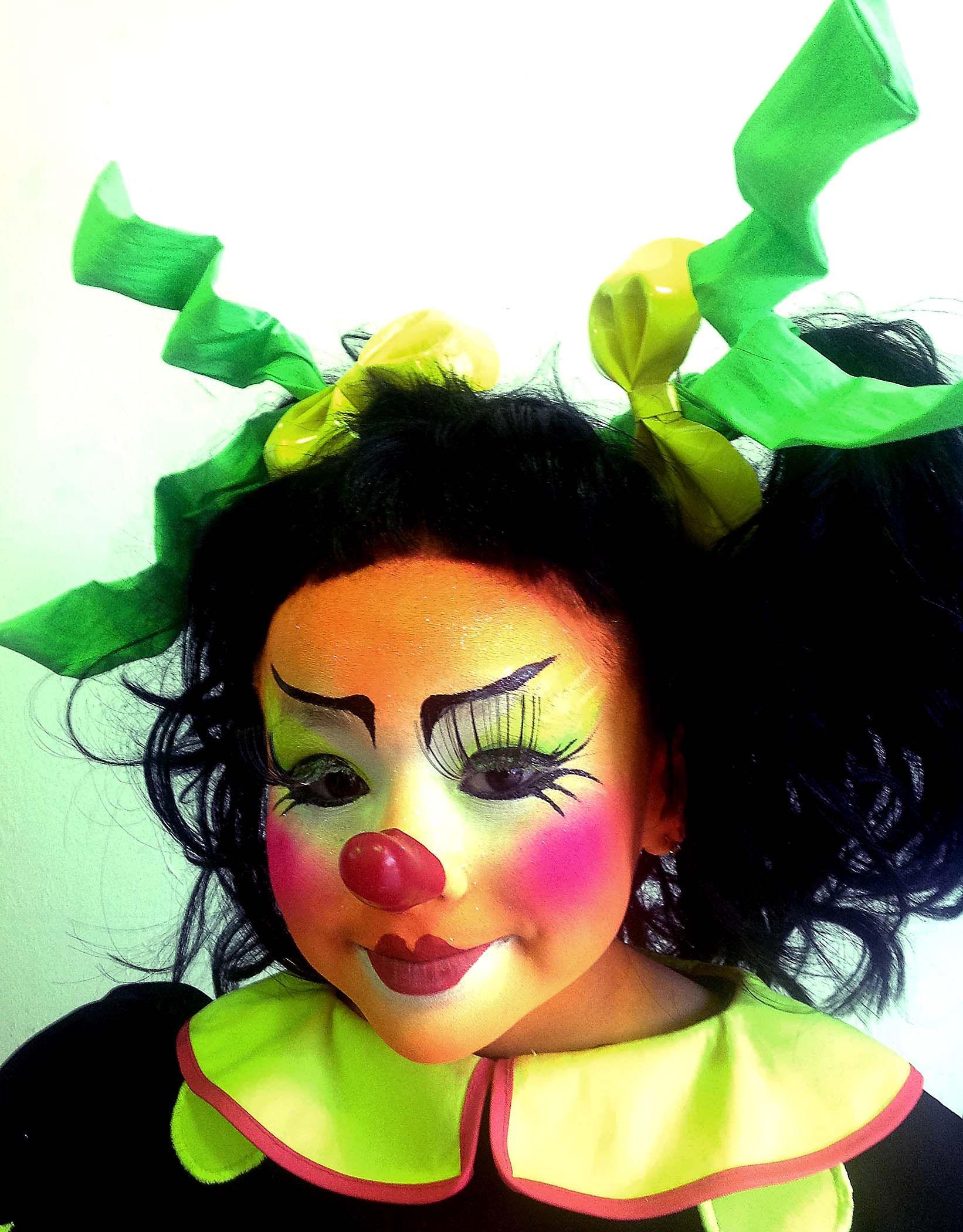 хочется картинки грима клоуна клиторы женщин