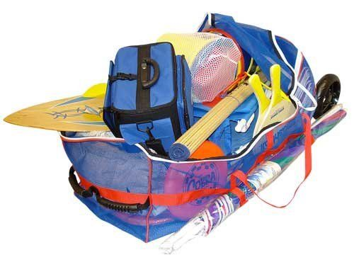 Original Rolling Beach Duffel Bag by Krabbies, http://www.amazon ...