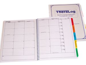 slps can stay organized all in one booklet planner attendance