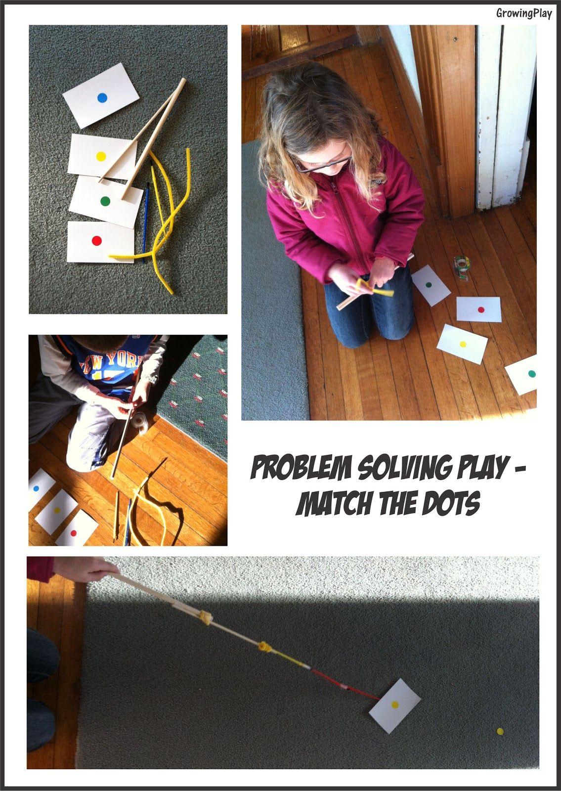 Problem Solving Play
