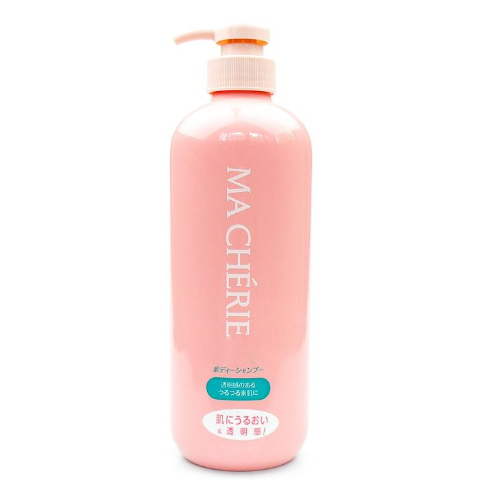 My Girlfriend Adores Japanese Cosmetics I Found This One Macherie For Her On Aroma18 Com Soap Cosmetics Bottle